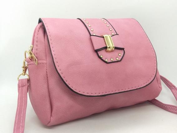 Bolsa Feminina Casual Pequena Revenda Atacado Kit Com 10