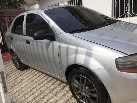 Chevrolet Aveo Aveo Sedan