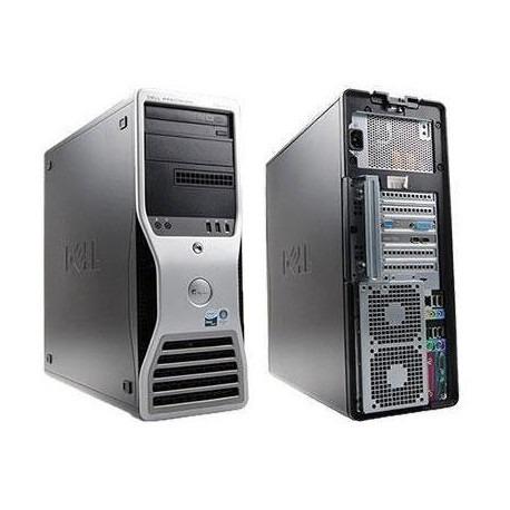 Workstation Dell Precision T5500 X5570 Hd 500gb 4gb Win 7