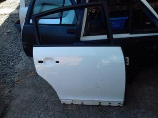 Porta Traseira Direita C4 Hatch 2007 A 2013