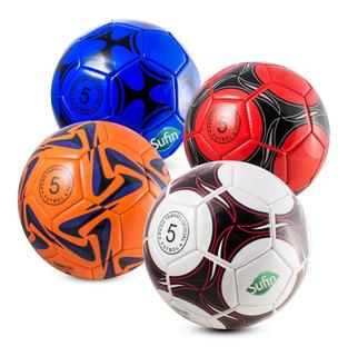 Pelota De Futbol Nº 5 + Calidad 350 Gramos Cámara De Látex