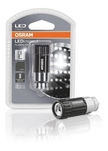 Linterna Osram Led Inspect Flashlight 15 Encendedor