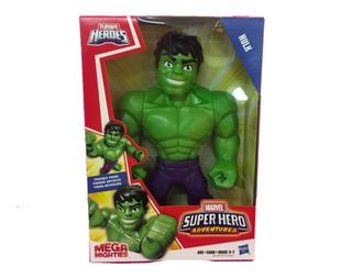 Hulk Mega Mighties Avengers 26 Cm Heroes Playskool Hasbro