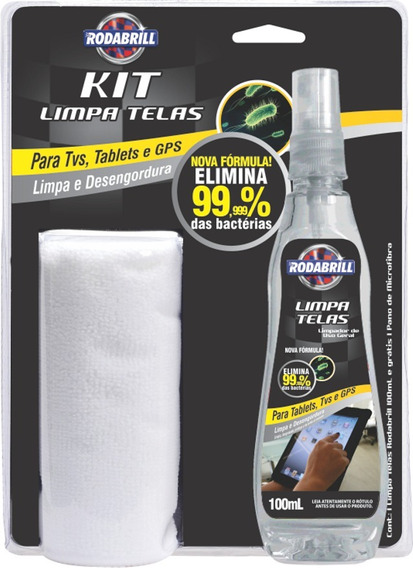 Kit Limpa Telas Rodabril*oferta* Celulares,tv