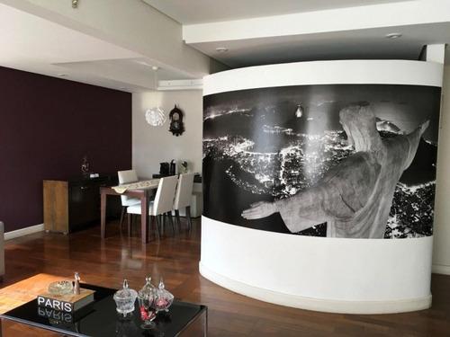 Apartamento Residencial À Venda, 145 M², Centro, Santo André. - Ap0334 - 67855059