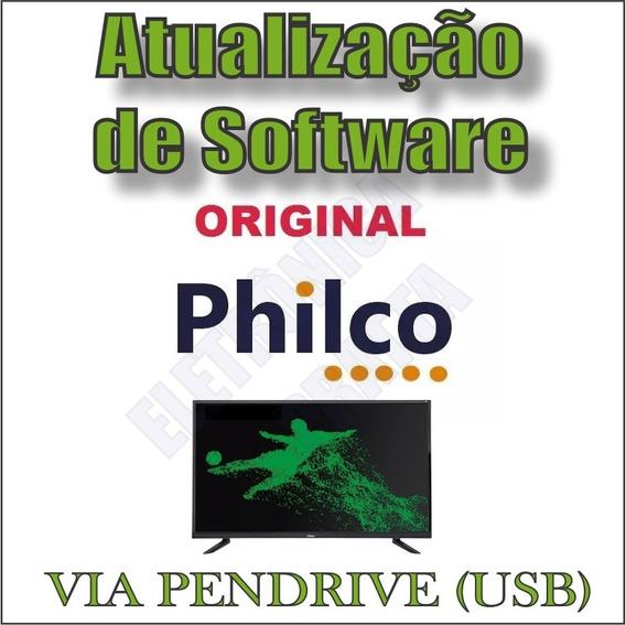 Atualização De Software Firmware Philco Ph32n62dgb