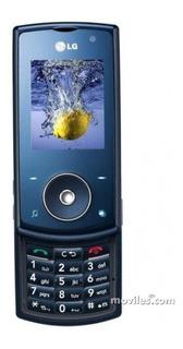 Lg Kf390 - Desbloqueado, 3g 2mp, Mp3, Bluetooth - Novo