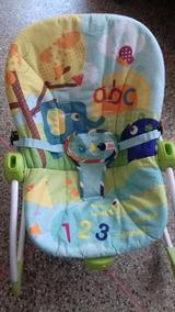 Silla Mecedora Para Bebes Y Niños Pequeños