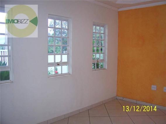 Casa Residencial À Venda, Jardim Jurema, Valinhos. - Ca1455
