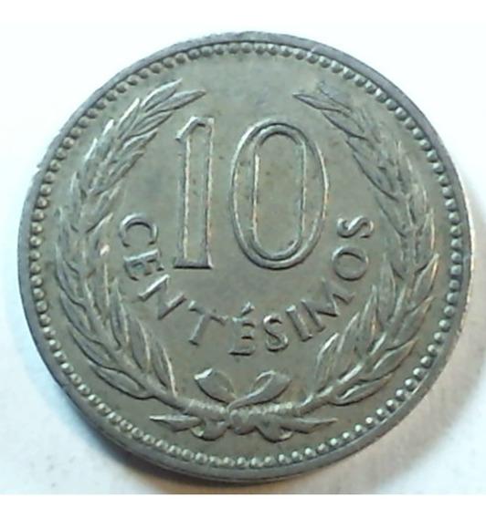 Uruguay - Moneda De 10 Céntimos - Año: 1953
