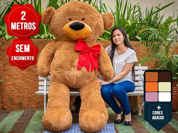 Pelucia Urso Gigante 200 Cm