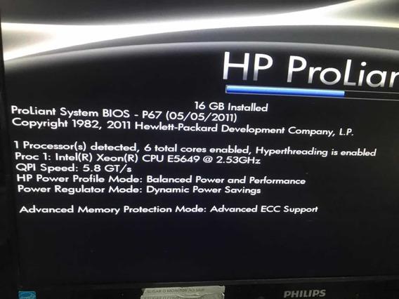 Processador Intel Xeon E5649 6 Nucleos