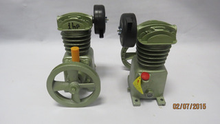 Cabezal De Compresor 1 Hp.hierro Fundido Europòwer