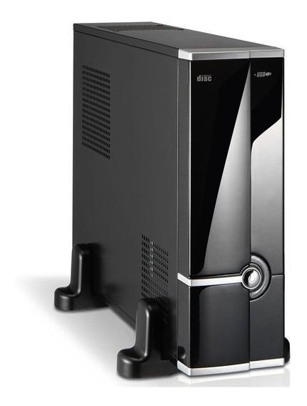 Mini Cpu Pc Desktop Intel Core I5 4gb Ddr3 Hd 500gb Dvd-rw