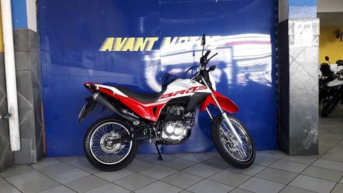 Honda Bros 160 2019 Branca