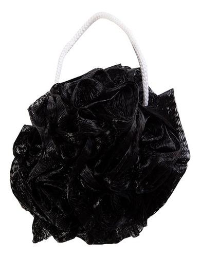Imagen 1 de 5 de Esponja De Red Negra X 1u