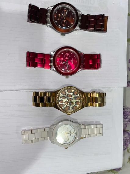 Relógios Mondaine - 4 Modelos