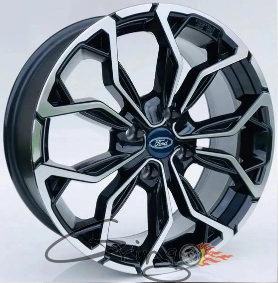 Jogo De Roda Ford Fiesta Ka Ecosport Aro 15 4x108 ***