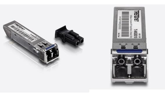 Módulo Lc Monomodo Sfp 1000base-lx Industrial 10 Km Trendnet