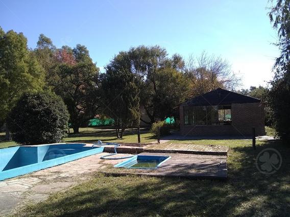 Quinta Con Enorme Quincho Y Excelente Parque A 100 Mt2 De Ruta 2