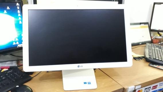 Computador Lg All In One 22v24 4gb, 500gb Led Full Hd 21.5