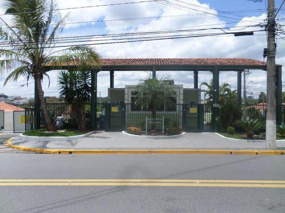 Casa Com 3 Dormitórios Para Alugar, 111 M² - Condomínio Parque Da Árvores - Sorocaba/sp - Ca5317