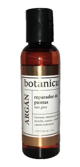 Reparador Puntas Cabello De Argan Botanicus Suavidad Brillo