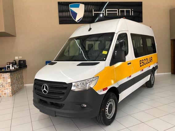 Mercedes-benz Sprinter 416 0km Escolar 20 Lugares