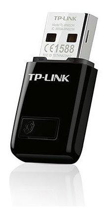Adaptador Usb Wireless Tp-link Tl-wn823n 300mbps