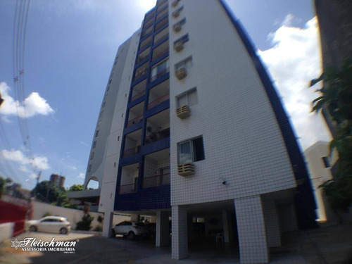 Apartamento À Venda, 94 M² Por R$ 330.000 - Soledade - Recife/pe - Ap1583