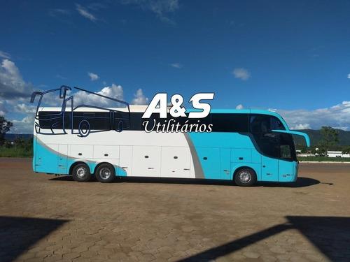 Comil Invictus 2018 Scania Super Oferta Confira!! Ref.288