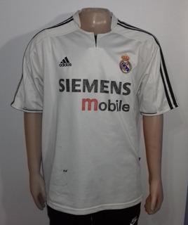 Camiseta Real Madrid adidas 2003/2004 Fútbol