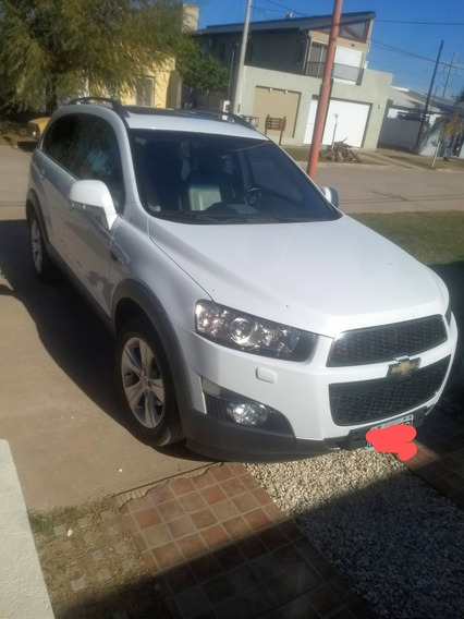 Chevrolet Captiva 2.2 Ltz Awd D 184cv At 2014
