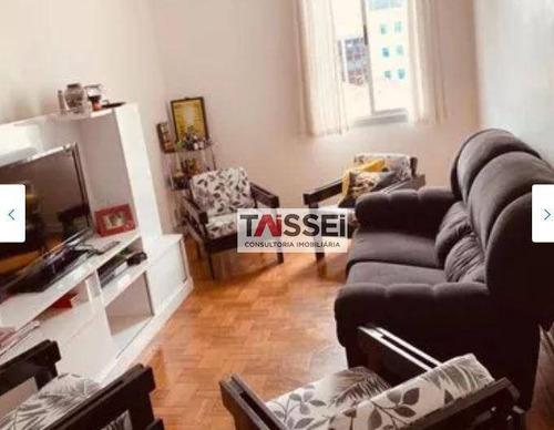 Imagem 1 de 9 de Apartamento À Venda, 47 M² Por R$ 265.000,00 - Sé - São Paulo/sp - Ap5768