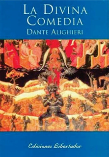 La Divina Comedia - Dante Alighieri Libro Nuevo