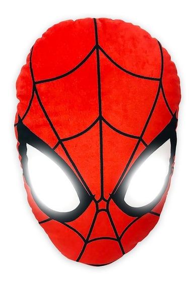Piñata Almohadon Con Luces Led Spiderman