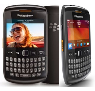 Celular Blackberry 9620 Curve,simples,wifi Lacrado Anatel Fm