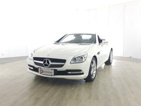 Mercedes Slk-250 1.8 Cgi 16v Turbo Gasolina 2p Automátic...