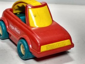 Brinquedo Estela Carro Pega Fácil Anos 80 Ler Anuncio