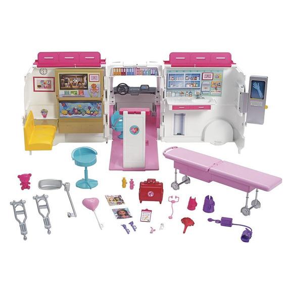 Barbie Hospital Móvel - Mattel