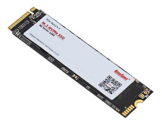 Hd Ssd 256gb Nvme M2 Pci-e Kingspec Para Lenovo Ideapad S145