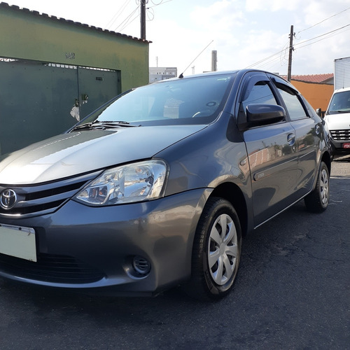 Toyota Etios 2014 1.5 16v X 4p