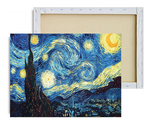 Quadros De Impressão Em Canvas 30x40cm