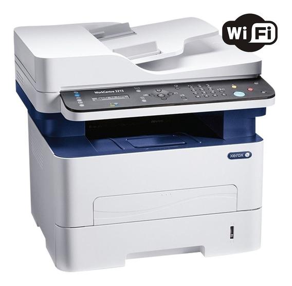 Multifuncional Laser Mono Workcentre 3215/ni 110v Xerox
