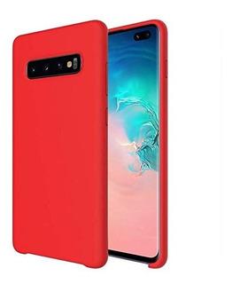 Protector Silicone Case Samsung S10e Varios Colores