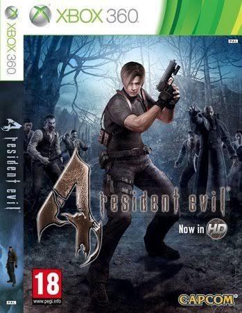 Resident Evil 4 Mídia Digital Xbox 360