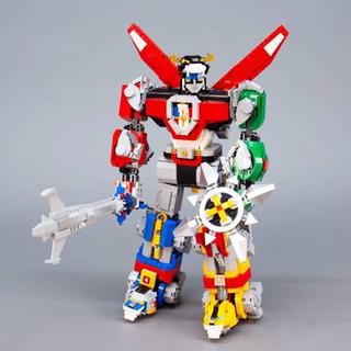 Voltron Universe Robot 21311 Lepin 16057 Compatible Con Lego