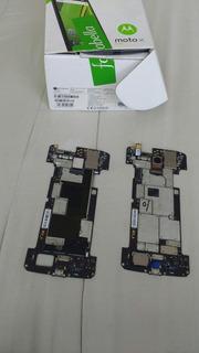 Boar Para Motorola X Play En Buen Estado