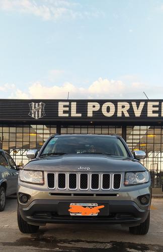 Imagen 1 de 15 de Jeep Compass 2013 2.4 Sport 170cv Atx