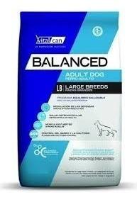 Vitalcan Balanced Perro Adulto Grande 20 + 3 Kg. Faunatikos
